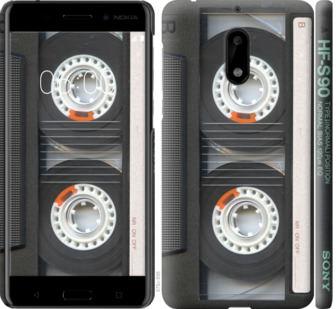 Чехол на Nokia 6 Кассета