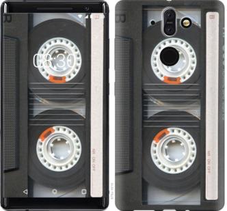 Чехол на Nokia 8 Sirocco Кассета