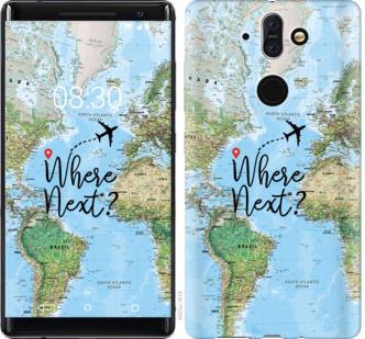 Чехол на Nokia 8 Sirocco Путешествие