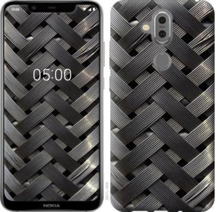 Чехол на Nokia 7.1 Plus Металлические фоны