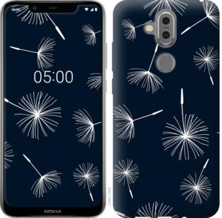 Чехол на Nokia 7.1 Plus одуванчики