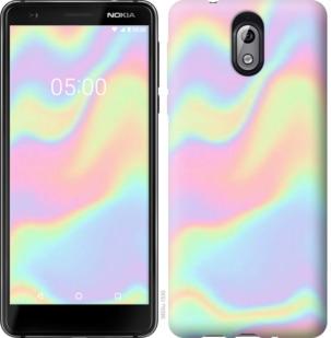 Чехол на Nokia 3.1 пастель - 2