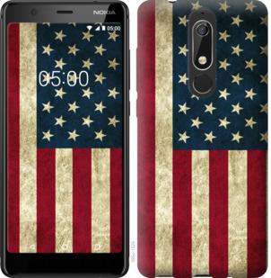 Чехол на Nokia 5.1 Флаг США