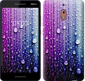 Чехол на Nokia 2.1 Капли воды