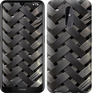 Чехол на Nokia 3.2 Металлические фоны