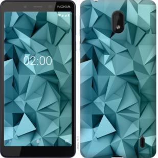 Чехол на Nokia 1 Plus Геометрический узор v2