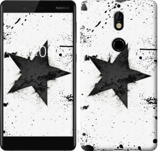 Чехол на Nokia 7 Звезда