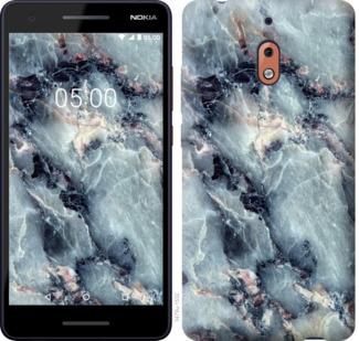 Чехол на Nokia 2.1 Мрамор