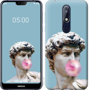 Чехол на Nokia 7.1 Микеланджело