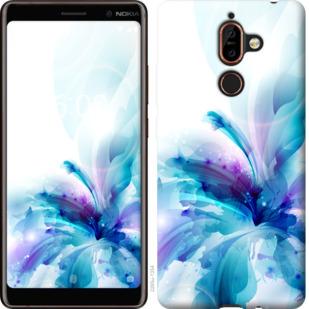 Чехол на Nokia 7 Plus цветок
