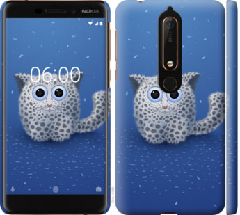 Чехол на Nokia 6.1 Барс