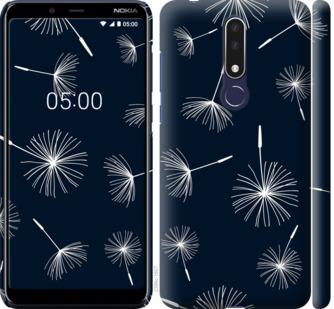 Чехол на Nokia 3.1 Plus одуванчики