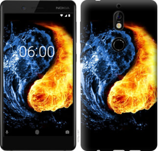Чехол на Nokia 7 Инь-Янь