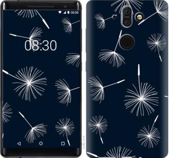 Чехол на Nokia 8 Sirocco одуванчики