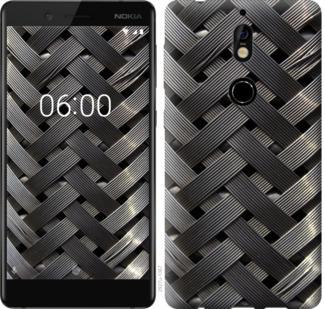 Чехол на Nokia 7 Металлические фоны