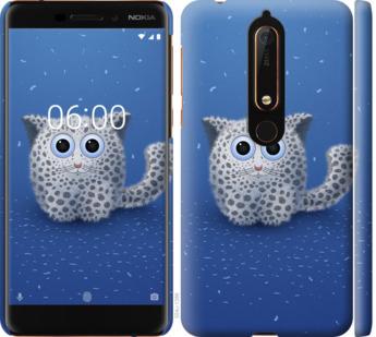 Чехол на Nokia 6 2018 Барс
