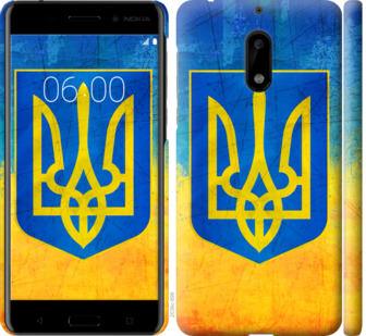 Чехол на Nokia 6 Герб Украины