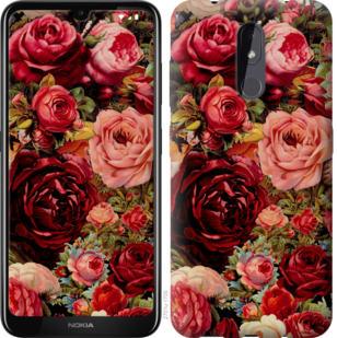 Чехол на Nokia 3.2 Цветущие розы