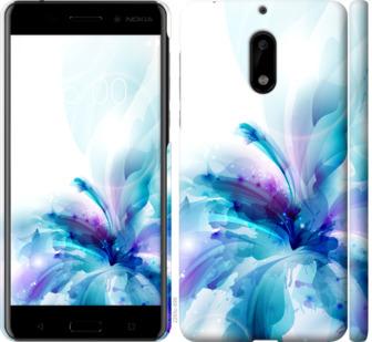 Чехол на Nokia 6 цветок