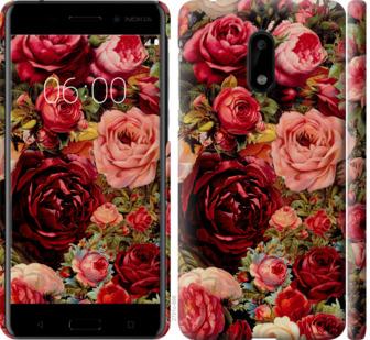 Чехол на Nokia 6 Цветущие розы
