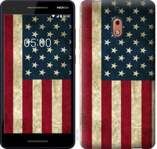 Чехол на Nokia 2.1 Флаг США
