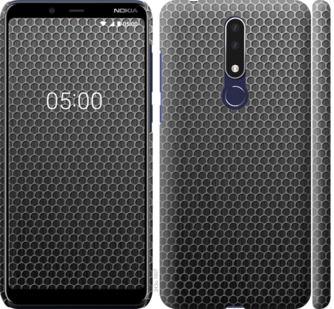 Чехол на Nokia 3.1 Plus Ячейки