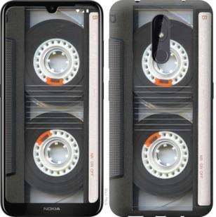 Чехол на Nokia 3.2 Кассета
