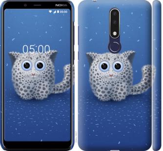 Чехол на Nokia 3.1 Plus Барс