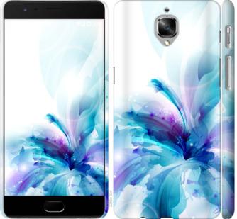 Чехол на OnePlus 3 цветок