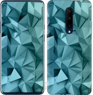 Чехол на OnePlus 7 Pro Геометрический узор v2