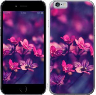 Чехол на OnePlus 7 Пурпурные цветы