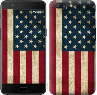 Чехол на OnePlus 5 Флаг США