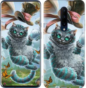 Чехол на OnePlus 7 Pro Чеширский кот 2
