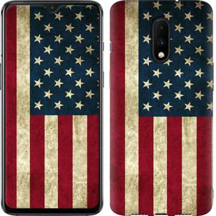 Чехол на OnePlus 7 Флаг США
