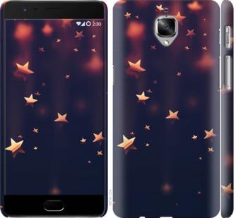 Чехол на OnePlus 3 Падающие звезды