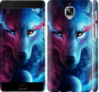 Чехол на OnePlus 3T Арт-волк