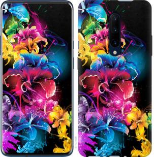 Чехол на OnePlus 7 Pro Абстрактные цветы