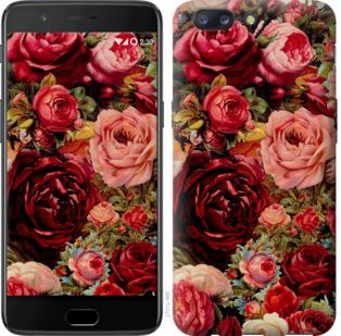 Чехол на OnePlus 5 Цветущие розы