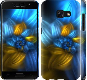 Чехол на Samsung Galaxy A3 (2017) Узор 46