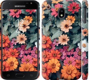 Чехол на Samsung Galaxy J3 (2017) Beauty flowers