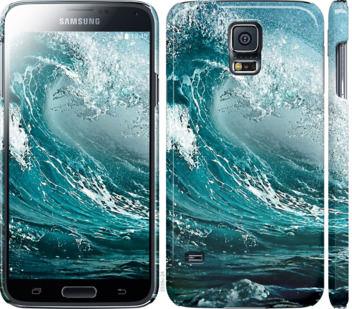 Чехол на Samsung Galaxy S5 g900h Морская волна