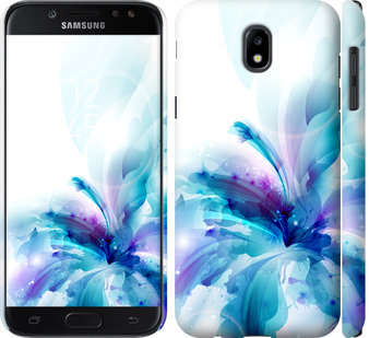 Чехол на Samsung Galaxy J5 J530 (2017) цветок