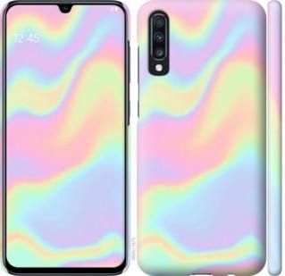 Чехол на Samsung Galaxy A70 2019 A705F пастель