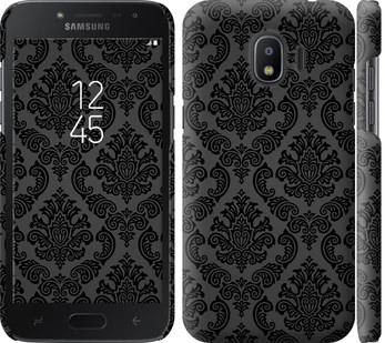 Чехол на Samsung Galaxy J2 2018 Винтажный узор