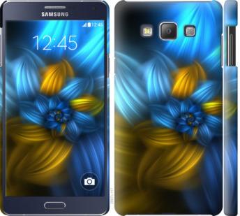 Чехол на Samsung Galaxy A7 A700H Узор 46