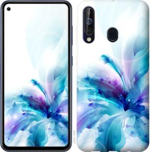 Чехол на Samsung Galaxy A60 2019 A606F цветок