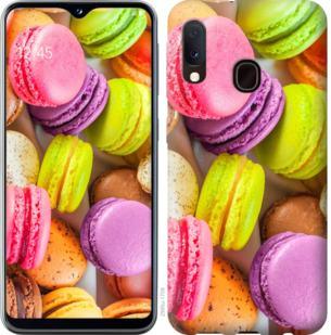 Чехол на Samsung Galaxy A20e A202F Макаруны