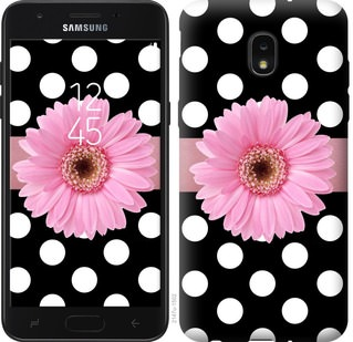Чехол на Samsung Galaxy J7 2018 Горошек 2