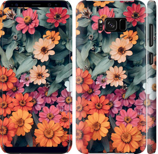 Чехол на Samsung Galaxy S8 Plus Beauty flowers
