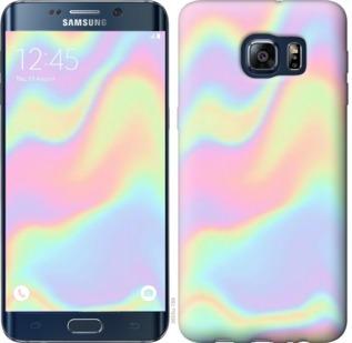 Чехол на Samsung Galaxy S6 Edge Plus G928 пастель